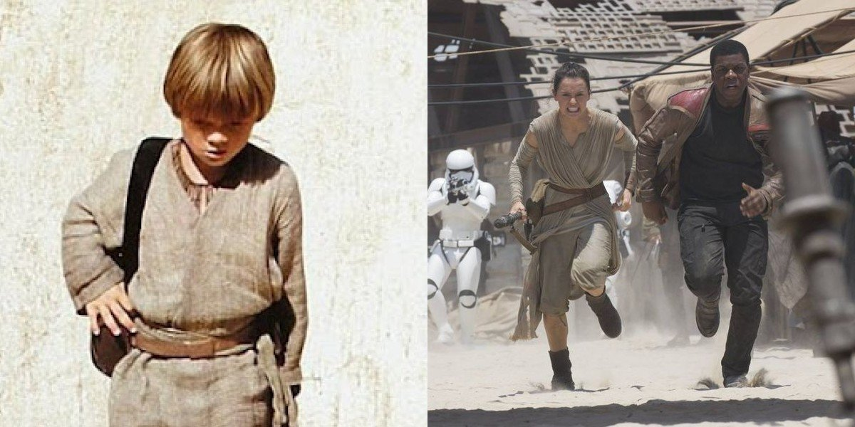 5 Ways The Star Wars Prequels Are Better Than The Sequels