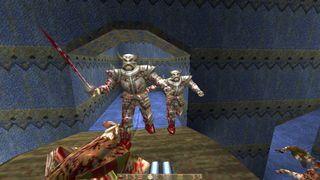 Quake's death knight