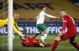 Serbia v Republic of Ireland – FIFA World Cup 2022 – European Qualifying – Group D – Rajko Mitic Stadium