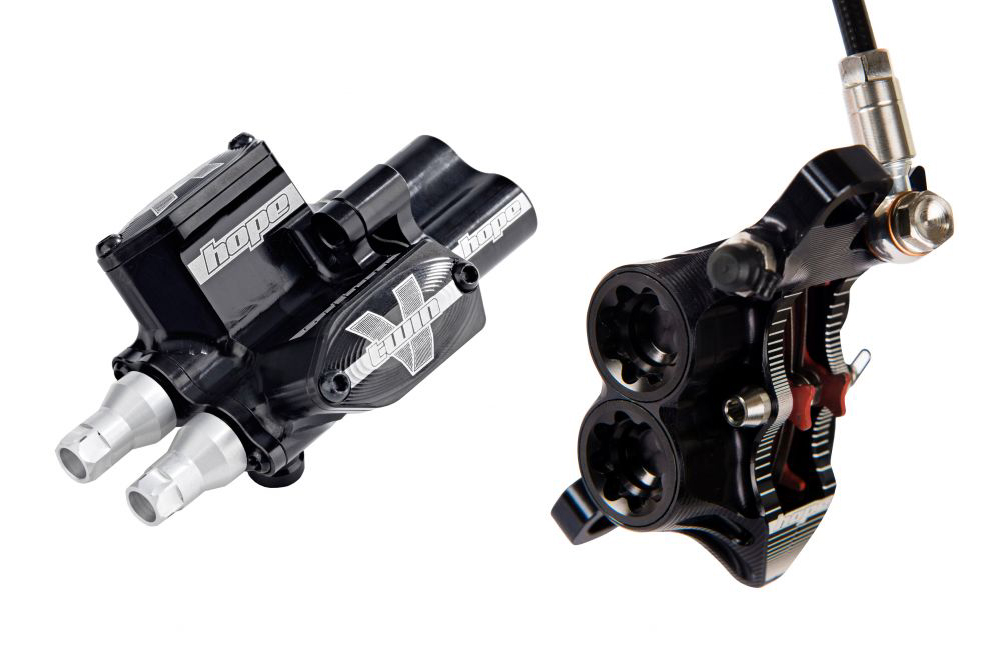 Hope V Twin Hydraulic Disc Brake Converter Review