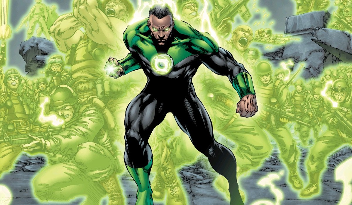 John Stewart DC Comics