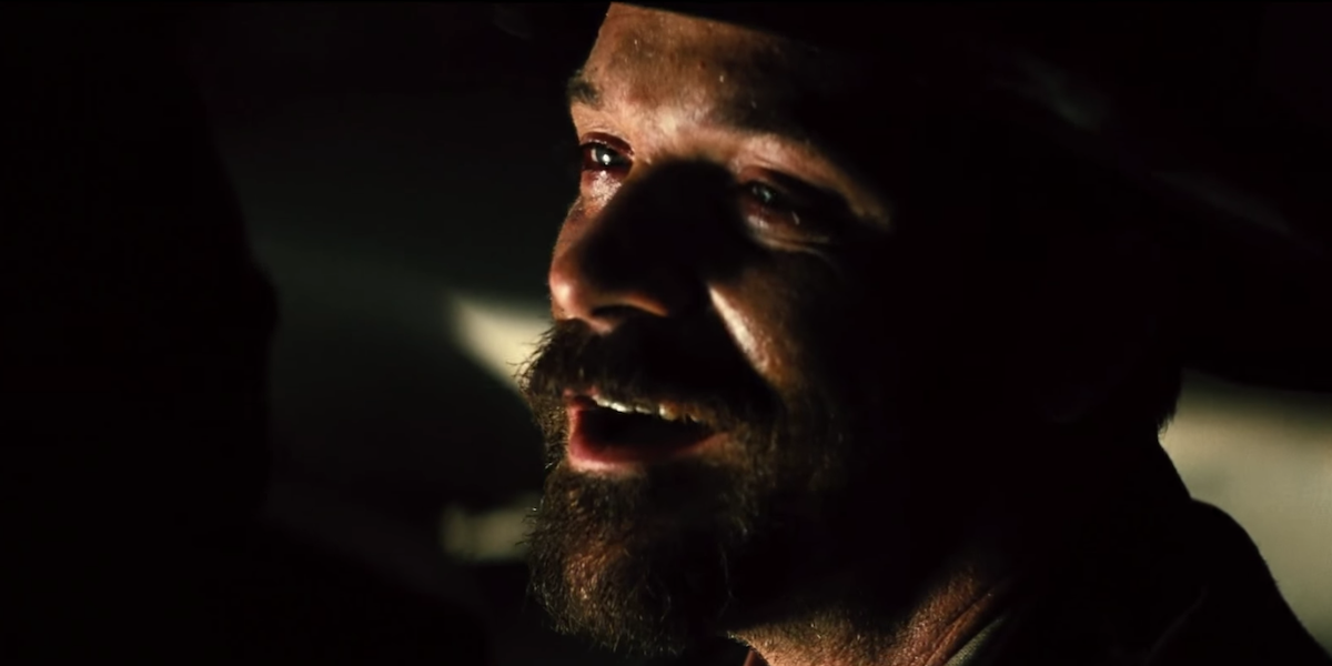 Peter Sarsgaard in The Magnificent Seven