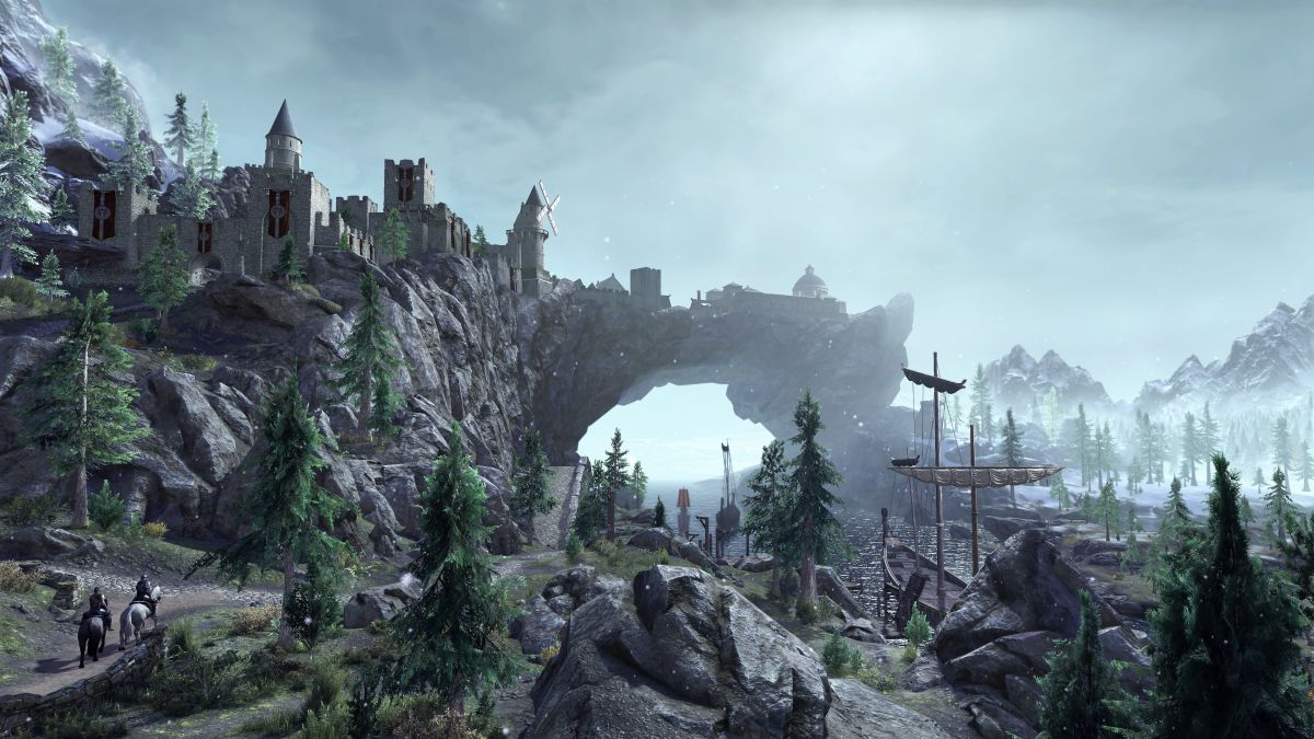 The Elder Scrolls Online: Greymoor takes you back to Skyrim this Summer