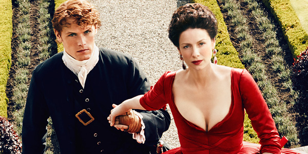 jamie and claire outlander season 2