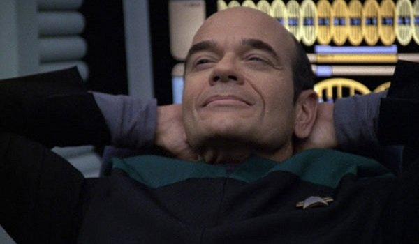 Robert Picardo Star Trek: Voyager