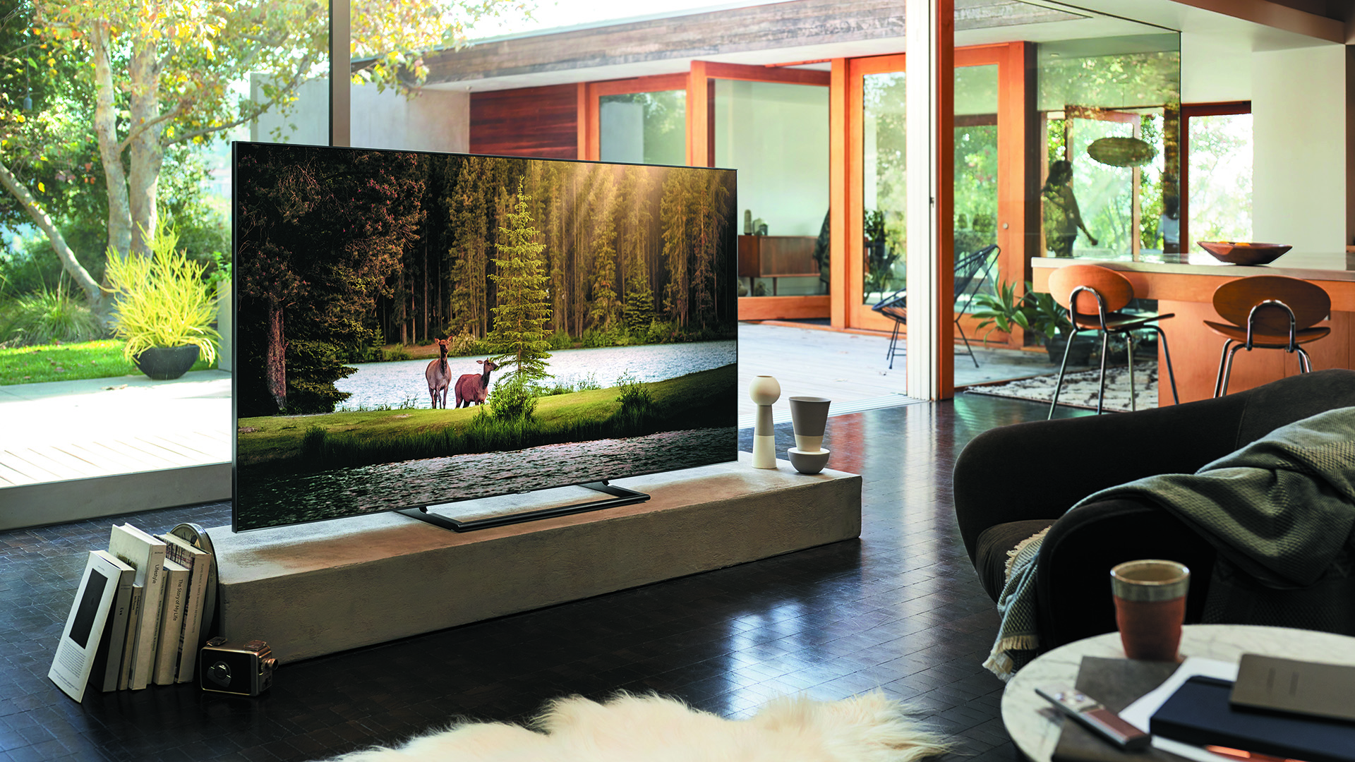 Samsung Q9fn Qled Tv 65q9fn Review Techradar Home Gt Structured Wiring Channel Vision Panels And