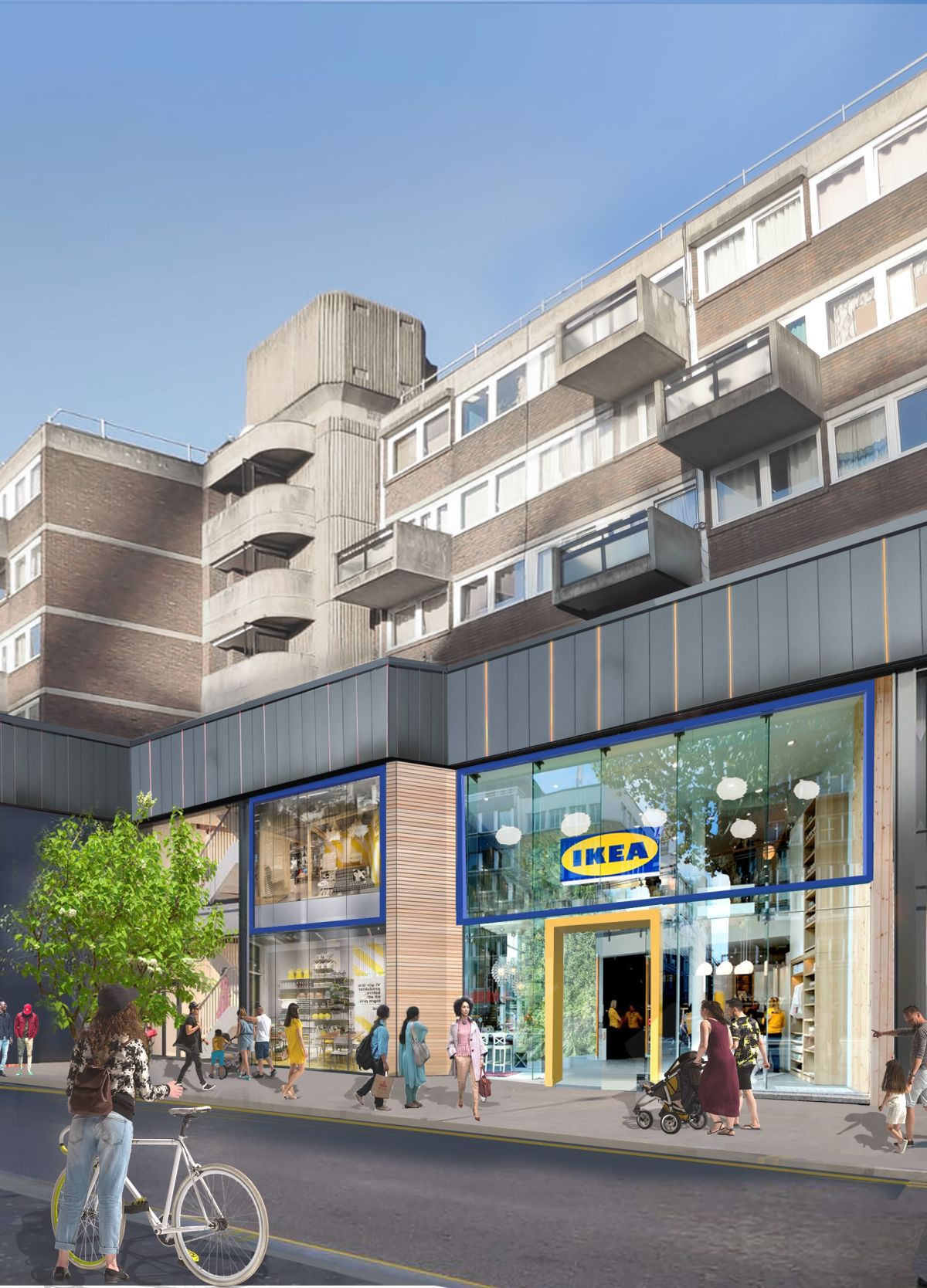 IKEA shops are coming to the highstreet