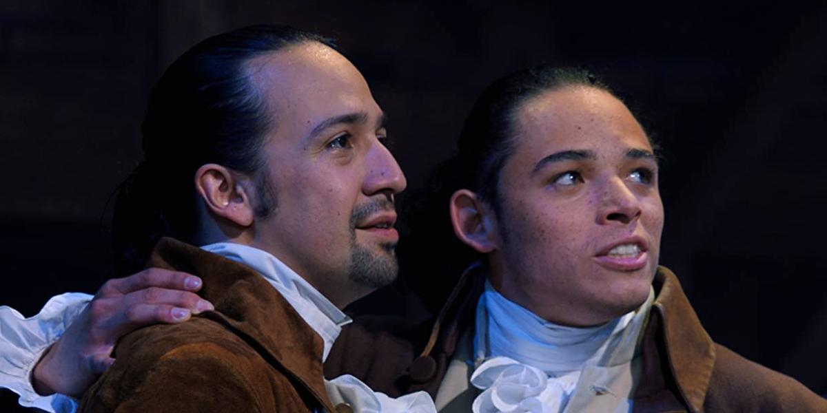 Alexander Hamilton with John Laurens