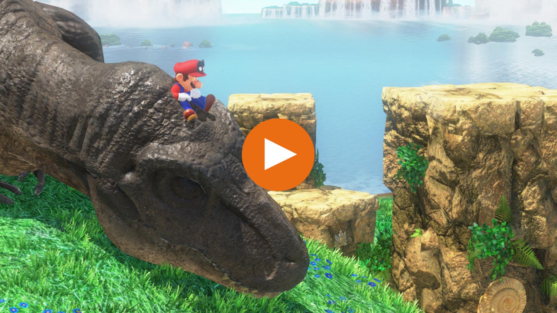 Super Mario Odyssey Tips Gamesradar