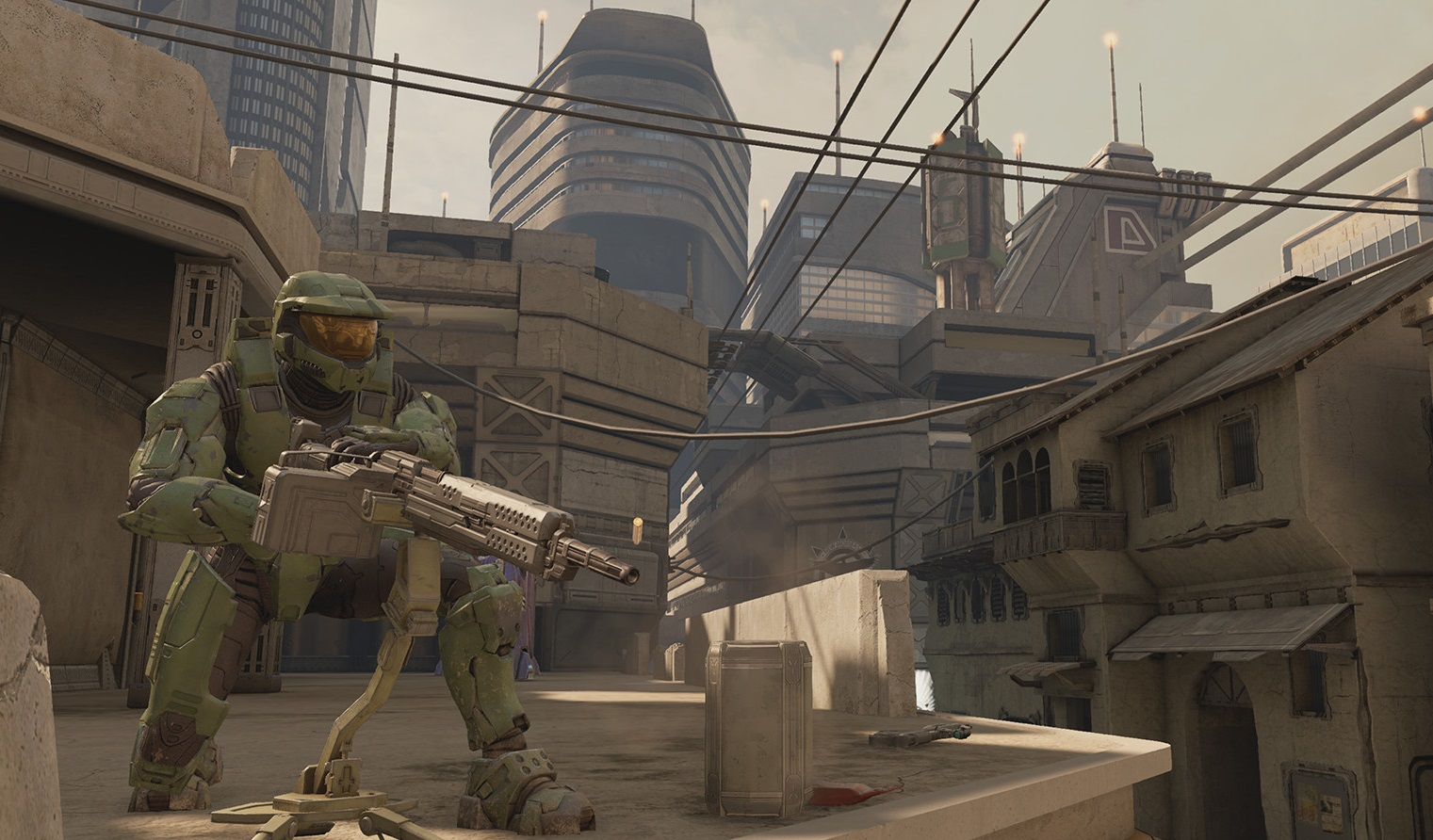 Halo: The Master Chief Collection and Reach testing could