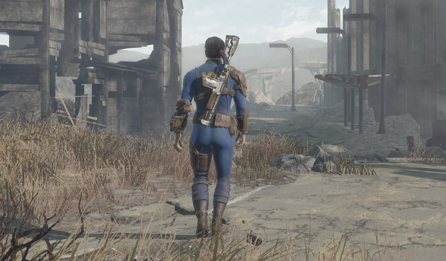 Watch a new trailer for Fallout: Capital Wasteland   PC Gamer