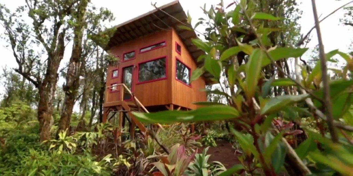 A tiny home on Terrific Tiny Homes