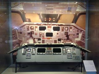 Space Shuttle Enterprise in NY