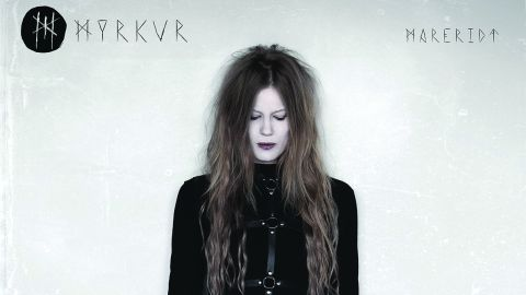 Cover art for Myrkur - Mareridt album