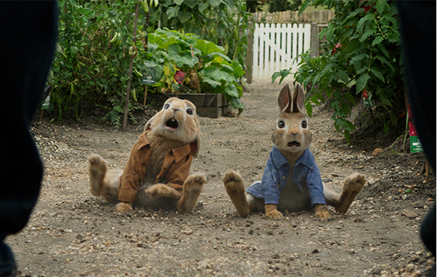 Cinema new releases for Friday 16th March including Peter Rabbit