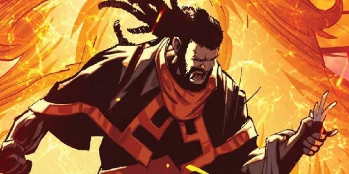 Marvel's X-Men character Bishop
