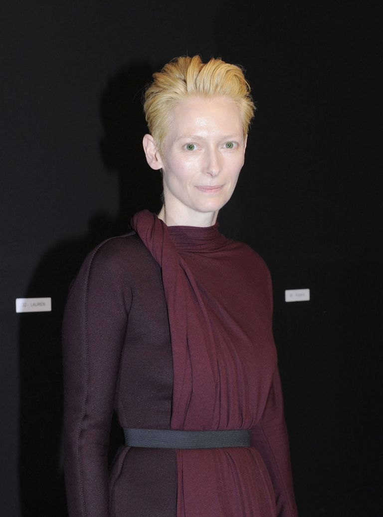 Tilda Switon-celebrity pictures-celebrity photos-loves and hates pictures-woman and home