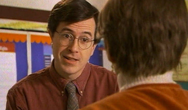 Stephen Colbert Strangers With Candy