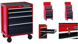 Craftsman cabinet