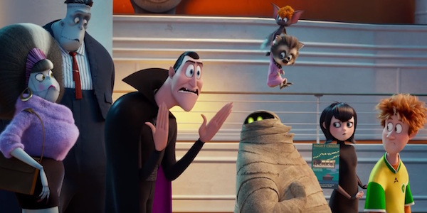 Why Hotel Transylvania 3 Took The Cast Out Of The Hotel Cinemablend