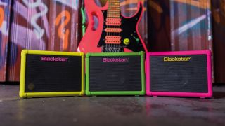 Blackstar Fly 3 mini amps