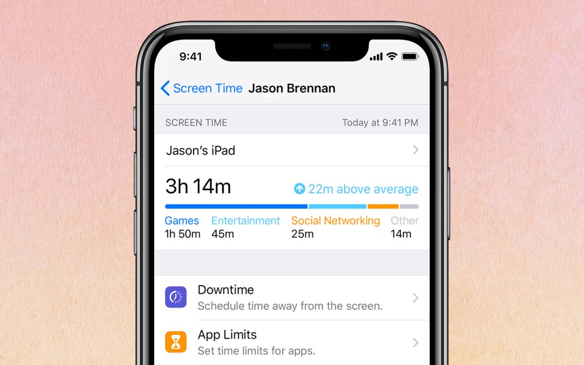 Screen Time in iOS 12: Everything You Need to Know   Tom's Guide