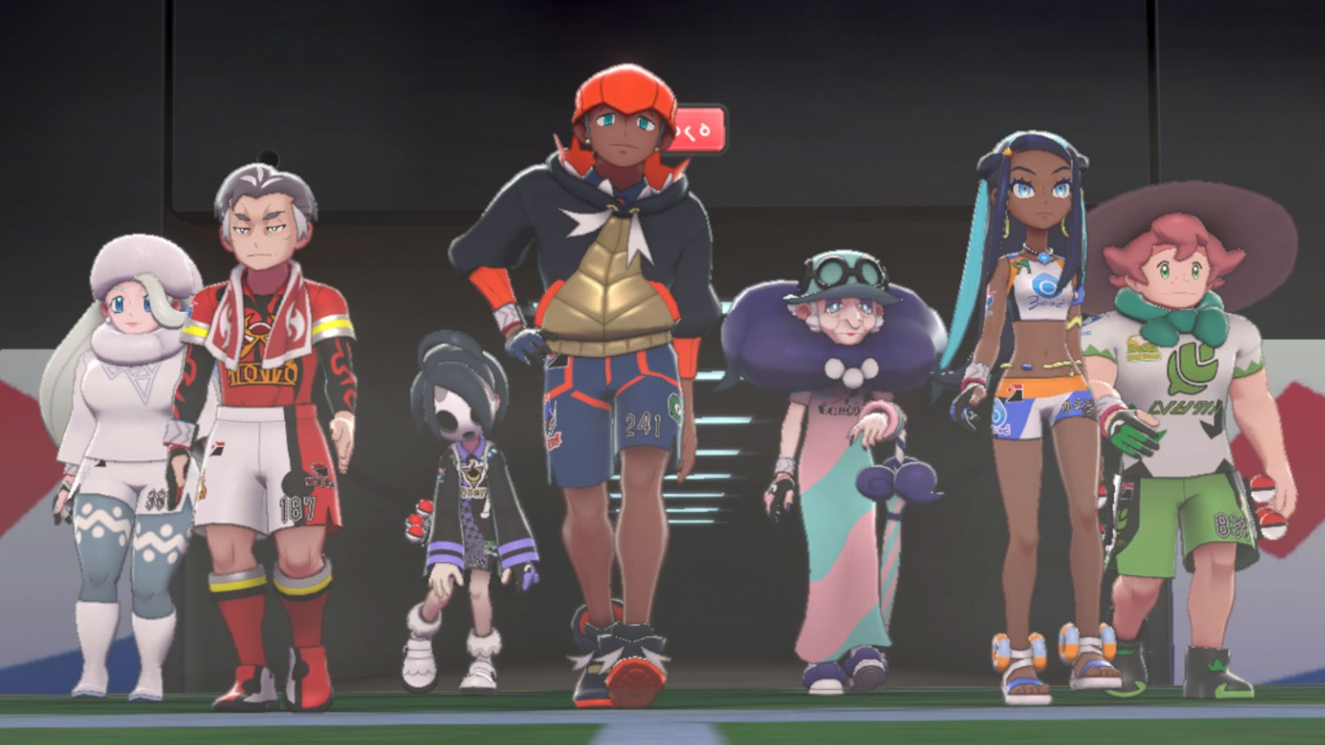 Pokemon Sword And Shield Gym Leaders Who They Are And How To Beat Them All Gamesradar Hammerlock is a form of the armlock in wrestling and martial arts. pokemon sword and shield gym leaders