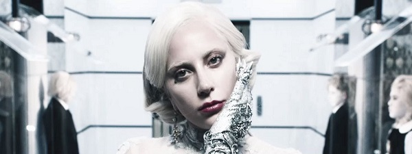 lady gaga looking mysterious in american horror story