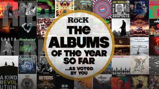 albums fo 2017 so far