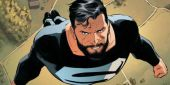 See How Cool A Black Suit Superman Would Look In Justice League