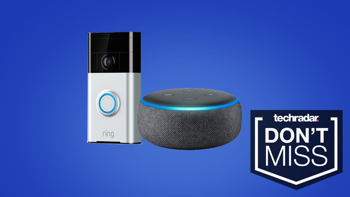 Ring doorbell sale: get a free Echo Dot and save on the Ring doorbell 2 at Best Buy