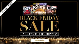Black Friday offers on All About Space and How it Works