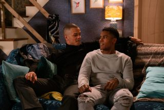 Will Ed Bailey catch James and Danny in bed together?
