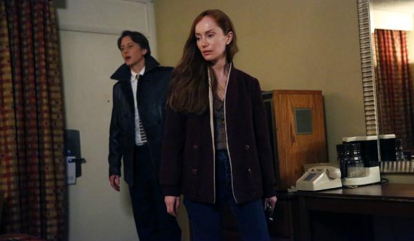 The Blacklist Gabriel Mann Ilya Koslov Lotte Verbeek Katarina Rostova NBC