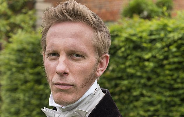 Laurence Fox: 'I'm like Willy Wonka in Victoria!'