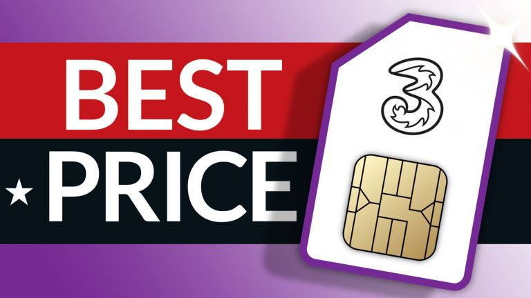 Black Friday Three SIM-Only Deal Price UK