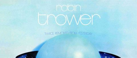 Robin Trower: Twice Removed From Yesterday