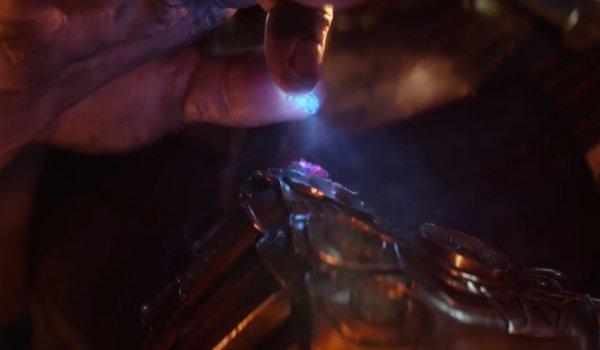 Thanos Infinity Gauntlet Avengers Infinity War Power Stone