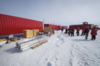 subglacial lake whillans in antarctica