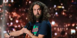 Watch America's Got Talent Comedian Josh Blue's Hilarious Simon Cowell Botox Joke, And What He Wishes Was Different About AGT