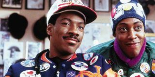 Eddie Murphy and Arsenio Hall in Coming to America