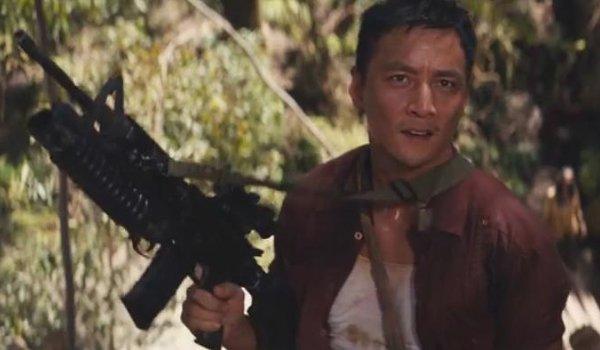 Tomb Raider Daniel Wu Lu Ren
