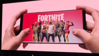 Fortnite till Android
