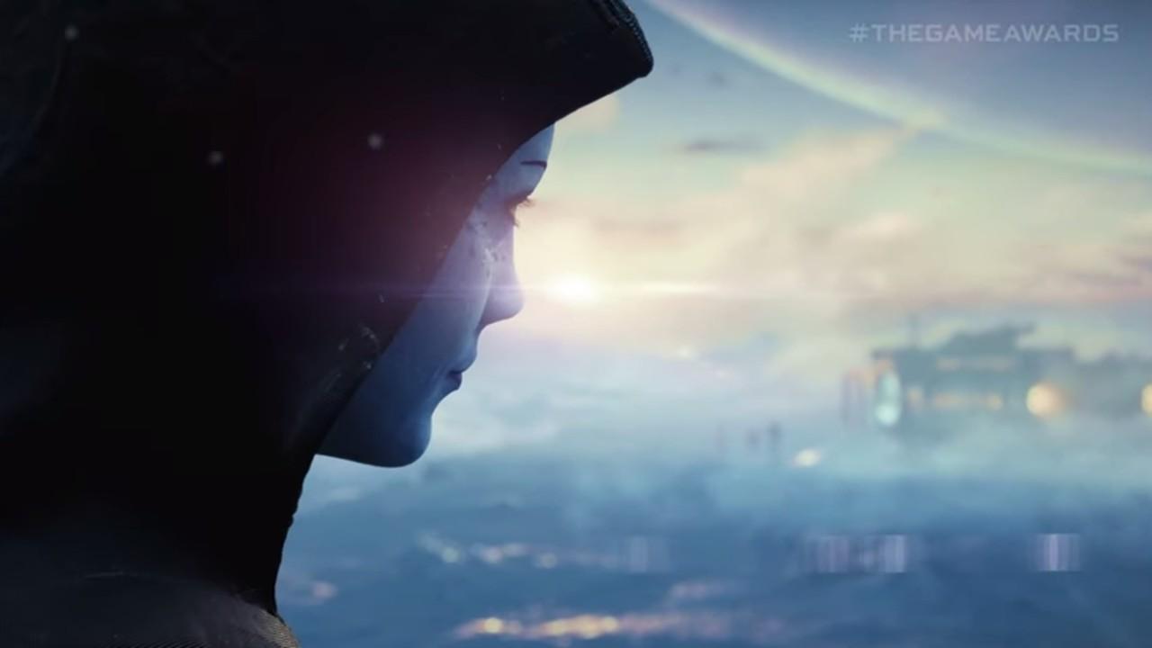 Mass Effect tease