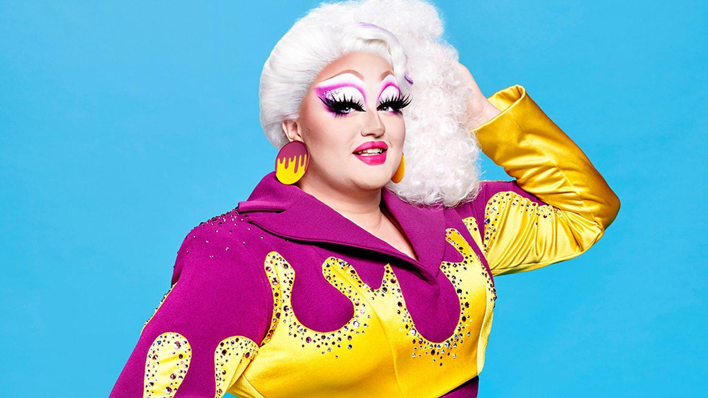 RuPaul's Drag Race UK contestant Victoria Scone