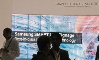 Samsung Electronics at InfoComm 2015