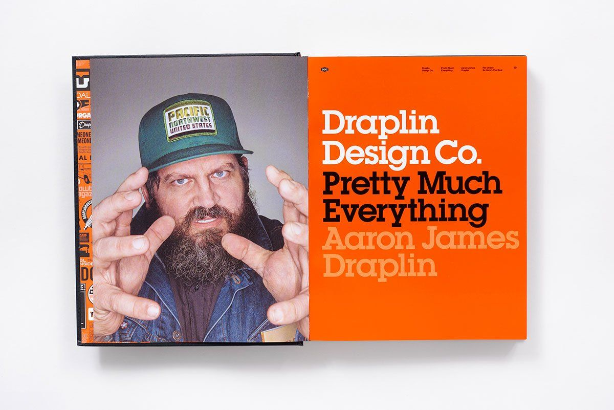 Review: Draplin Design Co: Pretty Much Everything