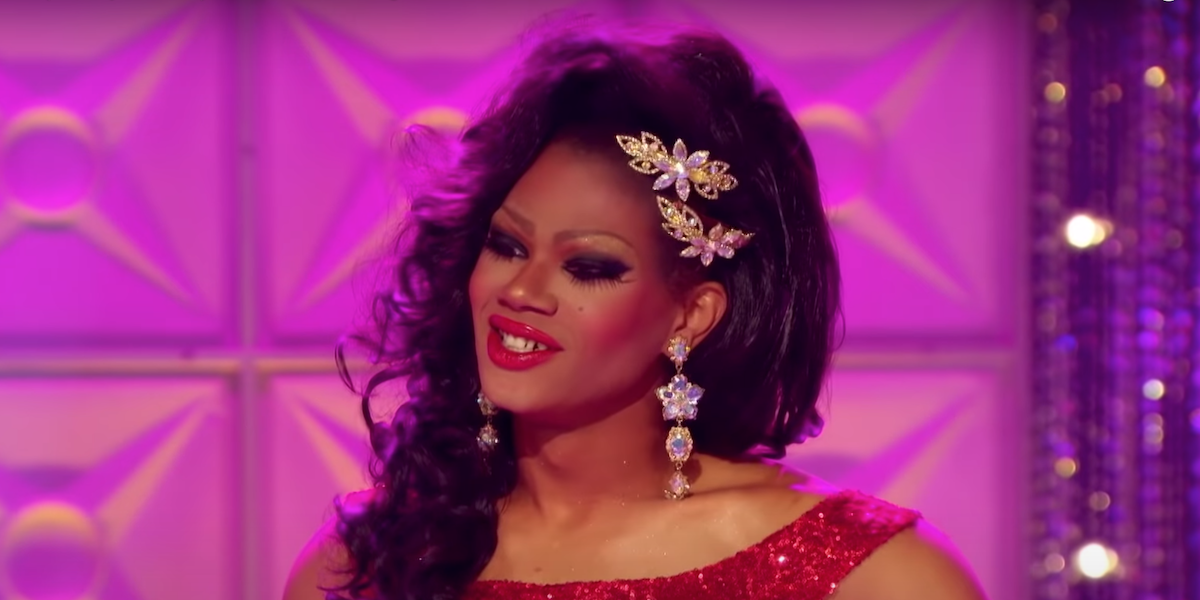 Chi Chi DeVayne in Season 9