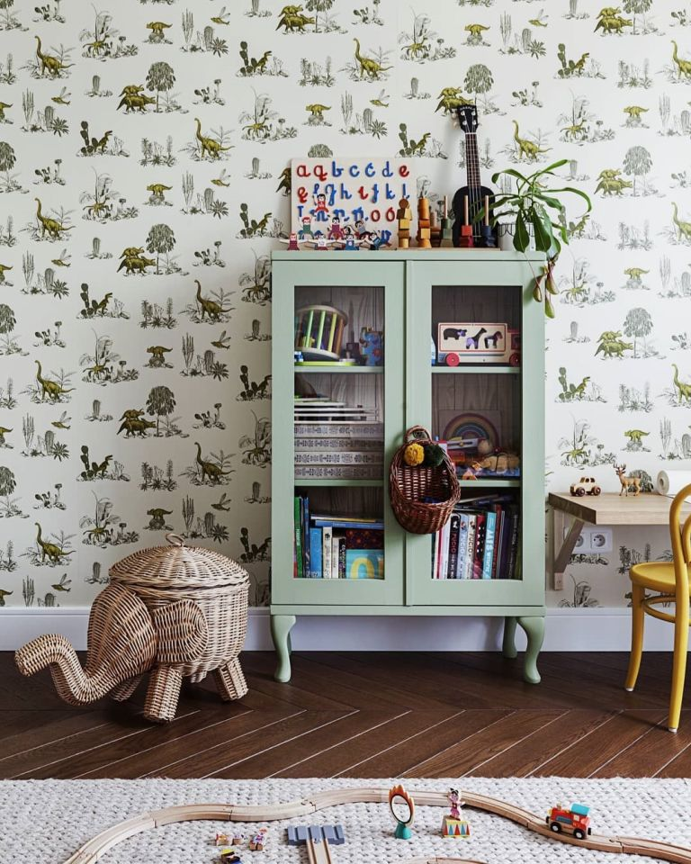 boy bedroom wallpaper ideas
