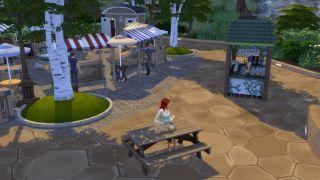 The Sims 4 Farmland mod